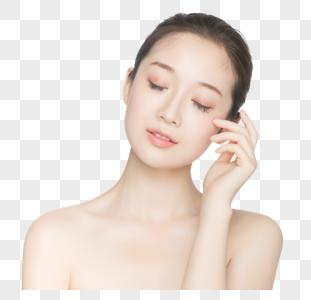美女护肤美容图片