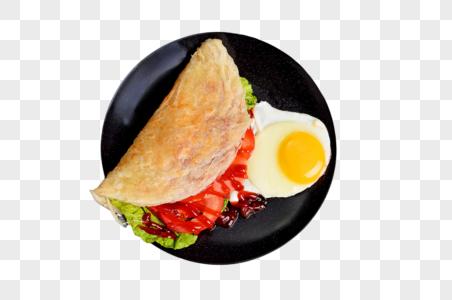 鸡蛋饼图片