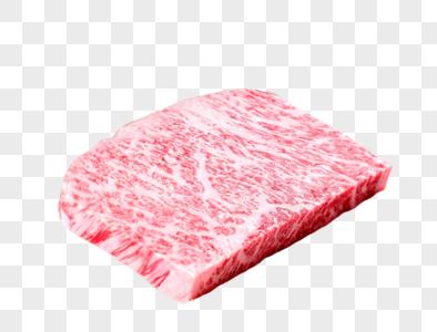 雪花牛肉图片
