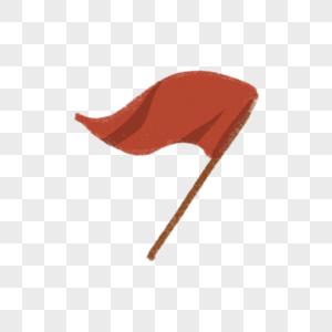 小红旗图片