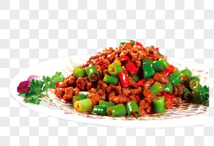 辣椒炒牛肉丁图片