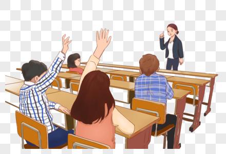 教室课堂图片