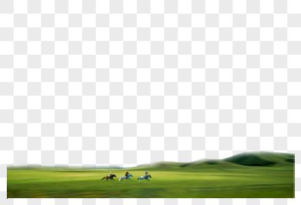 驰骋草原图片