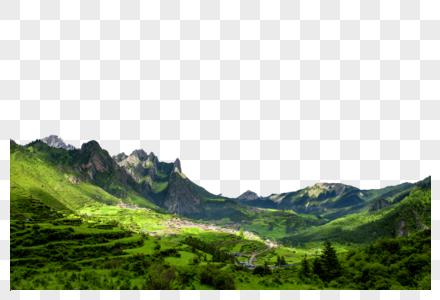 远山风景图片