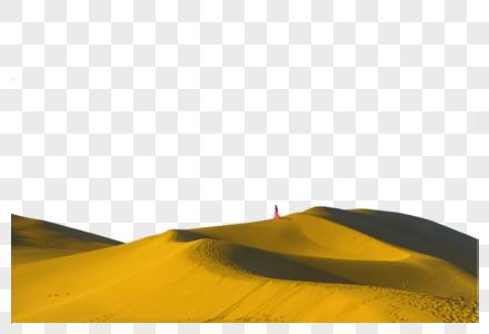 金色山丘图片