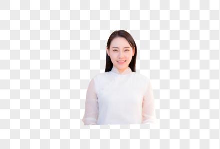 美女茶艺师手势图片