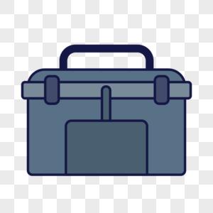 工具箱插画元素图片