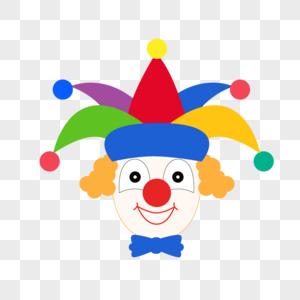 41愚人节微笑的小丑图片