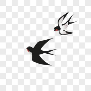 飞翔的燕子图片