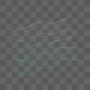 抽象几何线条图片
