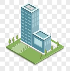 商务建筑大楼图片