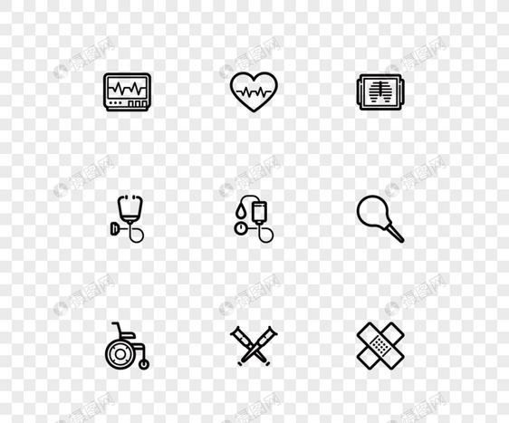 医护icon图片