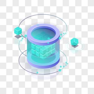 科技感数据库图片