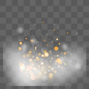 霓虹光效矢量图片