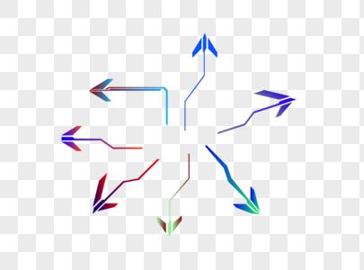 箭头指示元素图片