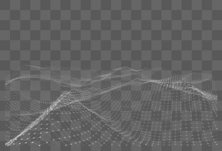 抽象几何线条数图片