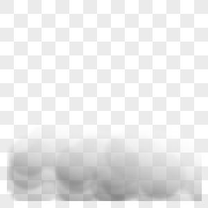 黑色烟雾图片