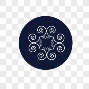 徽章图案图片