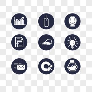 商务图标图片
