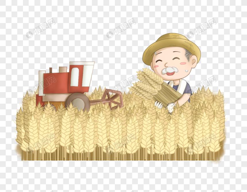 农名伯伯图片