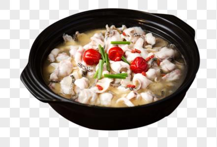 原味鱼片煲图片