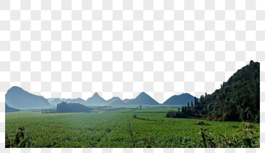 云南罗平自然风光图片