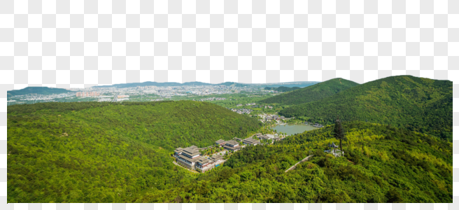 云南腾冲火山公园图片