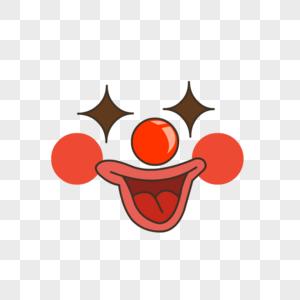 小丑表情图片