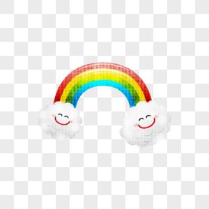 自然现象 彩虹图片