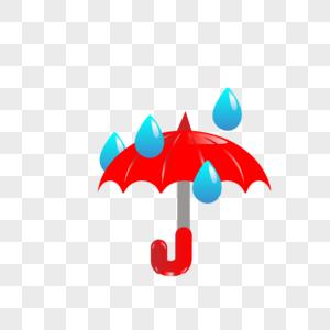 自然现象 下雨图片