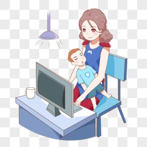 妈妈是超人图片