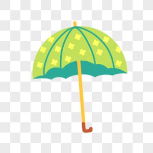 花伞手绘雨伞图片