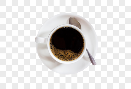 咖啡正面图片
