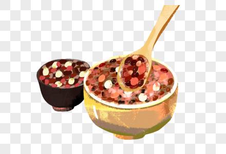 红豆汤图片