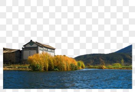 云南大理洱源村图片