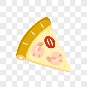 海鲜披萨图片