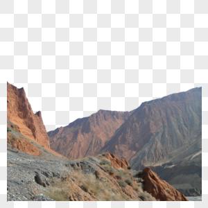 新疆安集海大峡谷图片