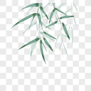 端午国风竹子素材图片