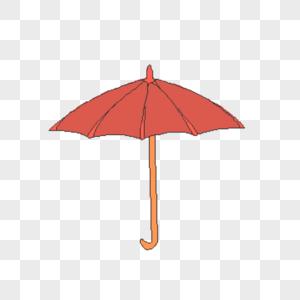 伞 插画 雨伞 太阳伞图片