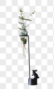 高架艺术花瓶图片