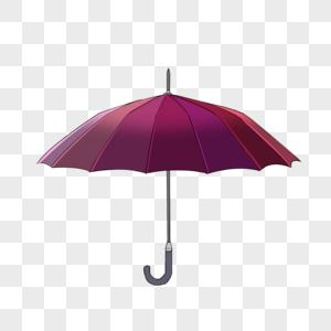 多色雨伞图片