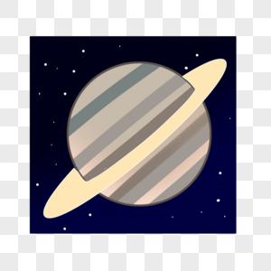 灰色的星球图片