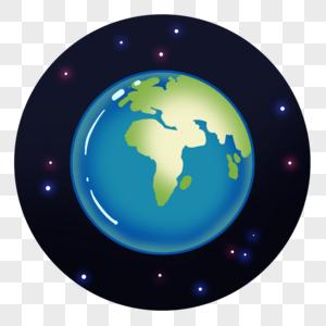 蔚蓝的星球图片