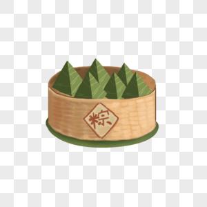 端午节粽子一笼粽子图片