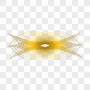 大气黑金科技抽像线条图片