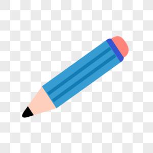 矢量可爱卡通铅笔图片