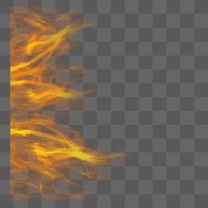 火焰元素图片