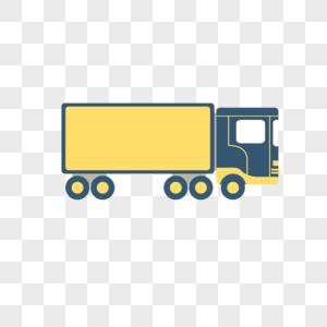 大卡车运输图片