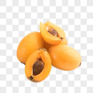 新鲜水果枇杷图片