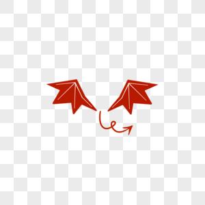 恶魔翅膀图片